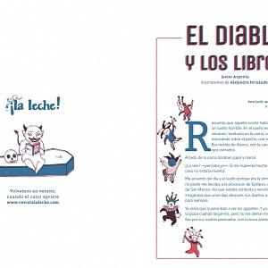 Revista infantil ¡La leche!