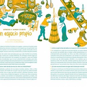 Revista Infantil ¡La leche! - Periodico infantil