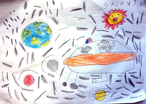 Ilustra tu Apocalipsis - Revista Infantil ¡La leche!
