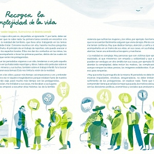 Revista Infantil ¡La leche! - Periodico para niños