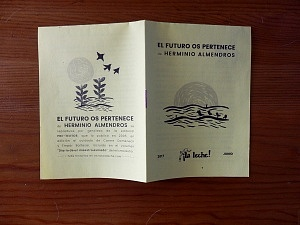 Herminio Almendros - Revista infantil La leche