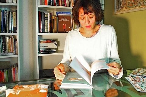 Alejandra Fernández ilustradora