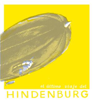El último viaje de Hidenburg - Juliana Salcedo