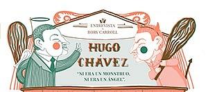 Rory Carroll, Alejandra Fernández. Revista Infantil La leche